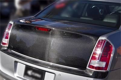 TruCarbon - TruCarbon CS6 Carbon Fiber Trunk: Chrysler 300 / 300C 2005 - 2010 - Image 4