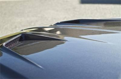 TruCarbon - TruCarbon A71 Carbon Fiber Hood: Chrysler 300 2011 - 2020 - Image 3