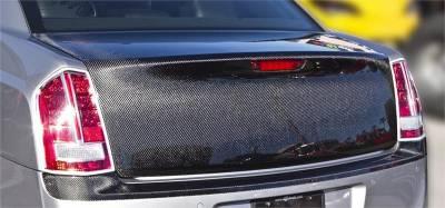 TruCarbon - TruCarbon CS5 Carbon Fiber Trunk: Chrysler 300 2011 - 2021 - Image 2
