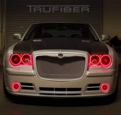 Chrysler 300 Exterior Parts - Chrysler 300 Hood - TruFiber - TruFiber A58 Fiberglass Hood: Chrysler 300 / 300C 2005 - 2010