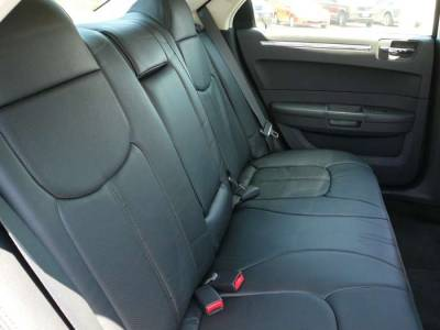 Clazzio - Clazzio Leather Seat Covers: Dodge Challenger 2011 - 2014 - Image 2