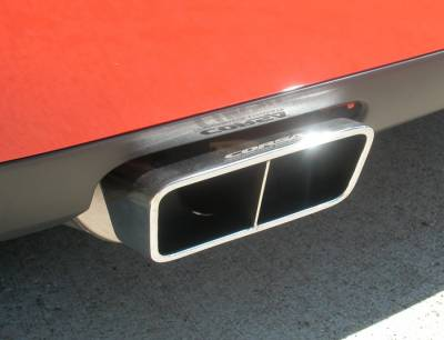 Corsa - Corsa Performance Exhaust: Dodge Challenger R/T 2009 - 2014 (Manual Only) - Image 3