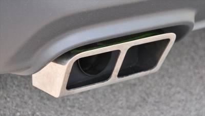 Corsa - Corsa Xtreme Exhaust System (Polished): Dodge Challenger 5.7L Hemi 2015 - 2021 - Image 3