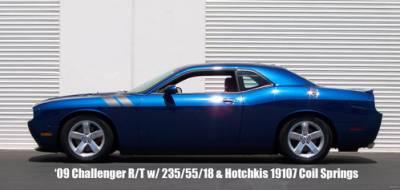 Hotchkis - Hotchkis Lowering Springs: Dodge Challenger R/T SRT8 2008 - 2010 - Image 2