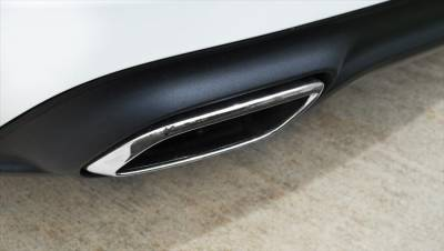 Corsa - Corsa Sport Exhaust System (Polished): Chrysler 300C / Dodge Charger 5.7L Hemi 2015 - 2021 - Image 3