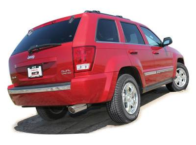 Borla - Borla Cat-Back Exhaust: Jeep Grand Cherokee 5.7L 2005 - 2010 - Image 2