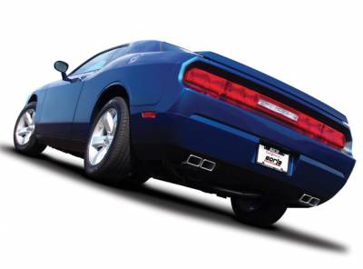 Borla - Borla Cat-Back Exhaust: Dodge Challenger 6.1L SRT8 2008 - 2010 - Image 2
