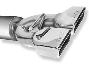 Borla - Borla Cat-Back Exhaust: Dodge Challenger 6.1L SRT8 2008 - 2010 - Image 3