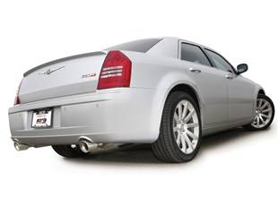 Borla - Borla Cat-Back Exhaust ATAK: Chrysler 300 / Dodge Charger & Magnum 6.1L SRT8 2006 - 2010 - Image 2