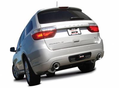 Borla - Borla Cat-Back Exhaust: Dodge Durango 5.7L Hemi 2011 - 2021 - Image 2