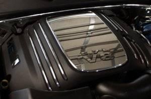 American Car Craft - American Car Craft 5.7L Hemi Engine Shroud Dress Up Kit: Dodge Challenger R/T 2009 - 2020 - Image 2