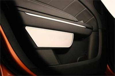 American Car Craft - American Car Craft Brushed Rear Door Badges: Dodge Charger R/T 2011 - 2014 - Image 2