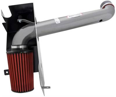 5.7L / 6.1L / 6.4L Hemi Engine Parts - Hemi Cold Air Intake & Filters - AEM - AEM Brute Force Cold Air Intake: Dodge Ram 5.7L Hemi 2006 - 2008