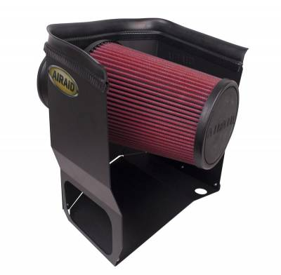 5.7L / 6.1L / 6.4L Hemi Engine Parts - Hemi Cold Air Intake & Filters - AirAid - AirAid QuickFit Air Intake: Dodge Durango / Jeep Grand Cherokee 2011 - 2020