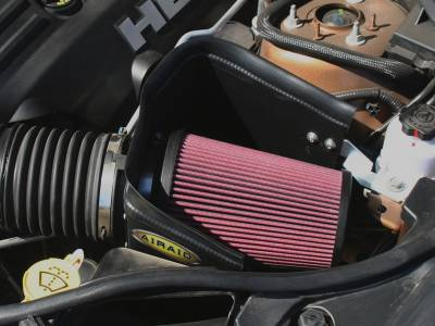 AirAid - AirAid QuickFit Air Intake: Dodge Durango / Jeep Grand Cherokee 2011 - 2020 - Image 2