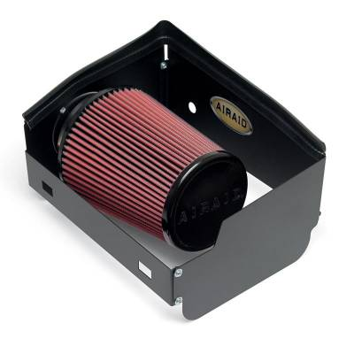 5.7L / 6.1L / 6.4L Hemi Engine Parts - Hemi Cold Air Intake & Filters - AirAid - AirAid QuickFit Air Intake: Chrysler 300C / Dodge Charger / Magnum 5.7L Hemi 2005 - 2008