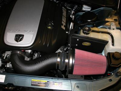 AirAid - AirAid Cold Air Intake: Chrysler 300C / Dodge Challenger / Charger / Magnum 2005 - 2010 (5.7L Hemi & 6.1L SRT8) - Image 2