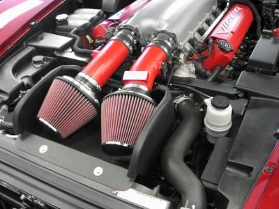 K&N Filters - K&N 69 Series Typhoon Cold Air Intake: Dodge Viper SRT-10 2008 - 2010 - Image 2