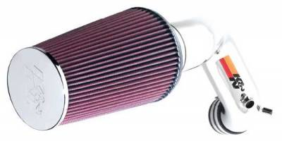 5.7L / 6.1L / 6.4L Hemi Engine Parts - Hemi Cold Air Intake & Filters - K&N Filters - K&N 77 Series Cold Air Intake: Dodge Durango 5.7L Hemi 2004 - 2009