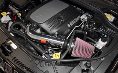 K&N Filters - K&N 77 Series Cold Air Intake: Dodge Durango / Jeep Grand Cherokee 5.7L Hemi 2011 - 2021 - Image 2