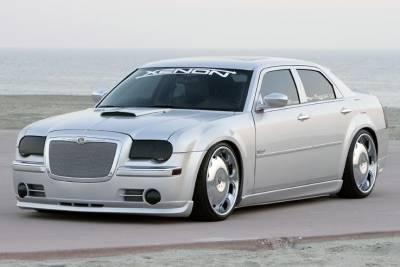 GTS - GT Styling Smoke Fog Light Covers: Chrysler 300C 2005 - 2010 - Image 3