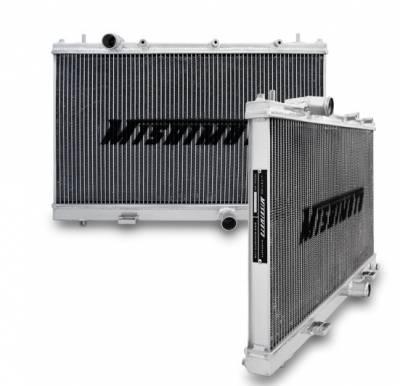 HEMI COOLING PARTS - Hemi Aluminum Radiator - Mishimoto - Mishimoto Aluminum Radiator: Dodge Neon SRT-4 2003 - 2005