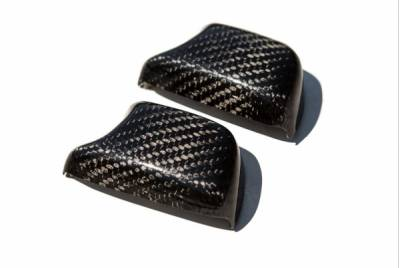 TruCarbon - TruCarbon LG182 Carbon Fiber Seat Belt Covers: Dodge Charger 2006 - 2010 - Image 3