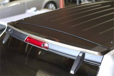TruCarbon - TruCarbon DCA47 Rear Roof Spoiler: Jeep Grand Cherokee 2005 - 2010 - Image 2