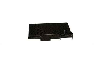 TruCarbon - TruCarbon LG189 Carbon Fiber Fuse Box Cover: Jeep Grand Cherokee 2011 - 2020 - Image 2