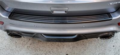TruCarbon - TruCarbon LG191 Carbon Fiber Rear Step Pad: Jeep Grand Cherokee 2011 - 2021 - Image 3