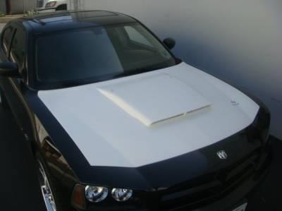 TruFiber - TruFiber A56 Hood: Dodge Charger 2006 - 2010 - Image 2