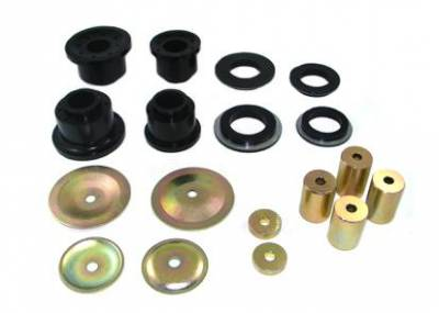 Dodge Magnum Suspension Parts - Dodge Magnum Suspension Bushings - Whiteline - Whiteline Rear Crossmember Bushings: 300C / Challenger / Charger / Magnum 2005 - 2010 (Hemi & SRT8)
