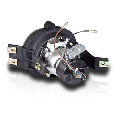 Winjet - Winjet Halo Projector Fog Lights: Dodge Ram 2002 - 2008 - Image 2