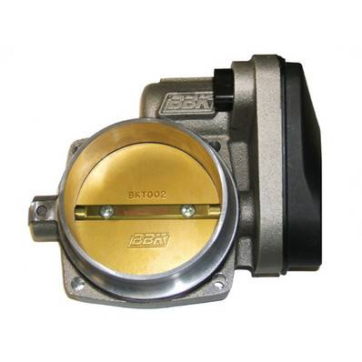 BBK Performance - BBK Performance 90MM Hemi Throttle Body: 5.7L Hemi / 6.1L SRT8 & 6.4L 392 2005 - 2012 - Image 1