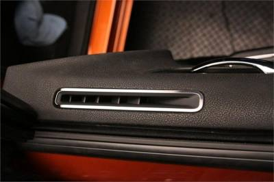 HEMI INTERIOR PARTS - Hemi Interior Trim Accessories - American Car Craft - American Car Craft A/C Door Vent Trim (Polished): Dodge Charger R/T 2011 - 2014