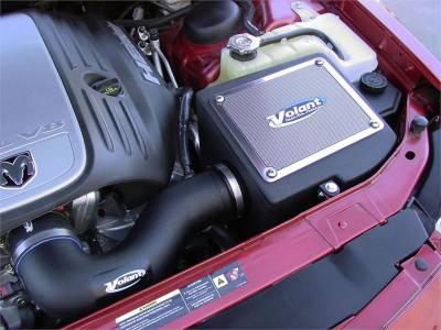 Dodge Magnum Engine Performance - Dodge Magnum Air Intake & Filter - Volant - Volant Cold Air Intake: Dodge Magnum 5.7L 2005 - 2008