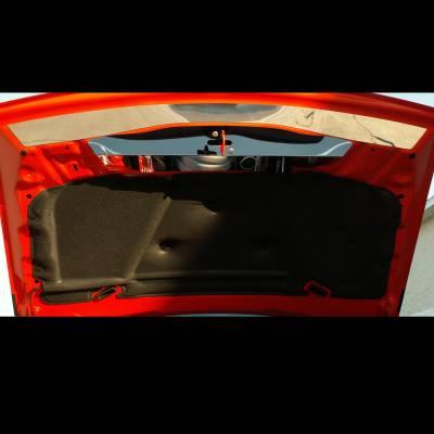 American Car Craft - American Car Craft Polished Hood Plate: Dodge Challenger 2008 - 2014 (All Models) - Image 2