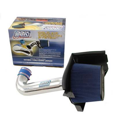BBK Performance - BBK Performance Cold Air Intake: Chrysler 300C / Dodge Challenger / Charger / Magnum 2005 - 2018 (5.7L Hemi & 6.1L SRT8)