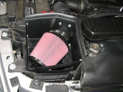 AirAid - AirAid QuickFit Air Intake: Dodge Durango 2004 - 2008 (4.7L & 5.7L Hemi) - Image 2