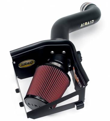 5.7L / 6.1L / 6.4L Hemi Engine Parts - Hemi Cold Air Intake & Filters - AirAid - AirAid Cold Air Intake: Dodge Durango 5.7L Hemi 2004 - 2008