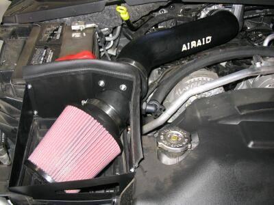 AirAid - AirAid Cold Air Intake: Dodge Durango 5.7L Hemi 2004 - 2008 - Image 2