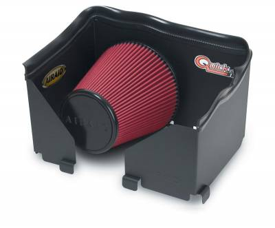 5.7L / 6.1L / 6.4L Hemi Engine Parts - Hemi Cold Air Intake & Filters - AirAid - AirAid QuickFit Air Intake: Dodge Ram 2006 - 2008 (3.7L / 4.7L / 5.7L Hemi)