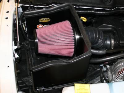 AirAid - AirAid QuickFit Air Intake: Dodge Ram 2006 - 2008 (3.7L / 4.7L / 5.7L Hemi) - Image 2