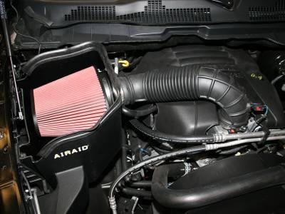 AirAid - AirAid QuickFit Air Intake w/ Air Scoop: Dodge Ram 2003 - 2012 (All Models) - Image 2