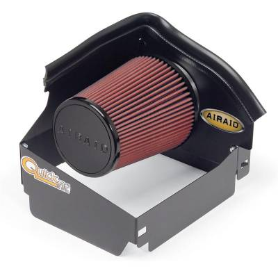 AirAid - AirAid QuickFit Air Intake: Jeep Grand Cherokee 2005 - 2010 (5.7L Hemi & 6.1L SRT8)