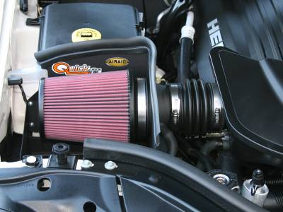 AirAid - AirAid QuickFit Air Intake: Jeep Grand Cherokee 2005 - 2010 (5.7L Hemi & 6.1L SRT8) - Image 2