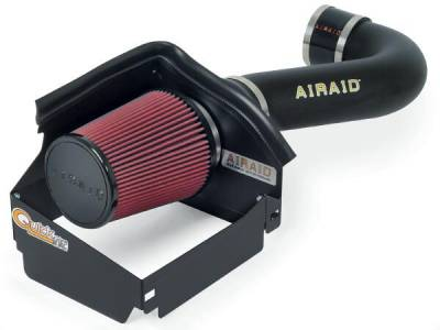 5.7L / 6.1L / 6.4L Hemi Engine Parts - Hemi Cold Air Intake & Filters - AirAid - AirAid Cold Air Intake: Jeep Commander 5.7L Hemi 2006 - 2010
