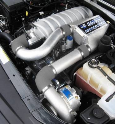 HEMI SUPERCHARGER KIT - Hemi Supercharger Kits - Vortech - Vortech Supercharger Kit: 300C / Charger / Magnum 5.7L Hemi 2005 - 2008