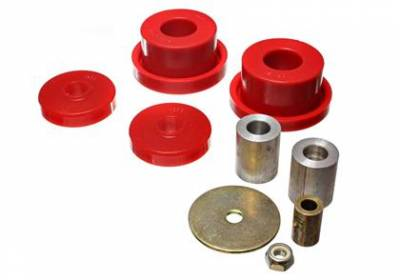HEMI SUSPENSION PARTS - Hemi Suspension Bushings - Energy Suspension - Energy Suspension Rear Diff Mount Bushing Set: 300 / Challenger / Charger / Magnum 2005 - 2010