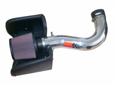 K&N Filters - K&N 77 Series Cold Air Intake: Dodge Dakota / Durango 4.7L 2000 - 2004